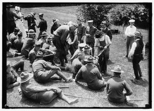 Harris & Ewing, photographers @1918-19